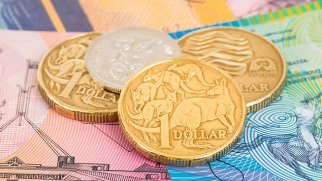 Why the Australian dollar's getting slammed