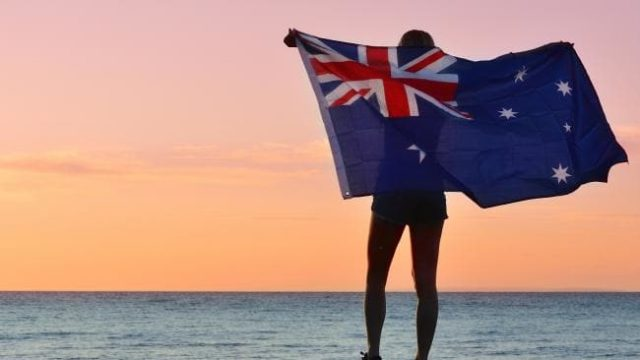 Australia's economy is going strong, but the fate of its currency is in question
